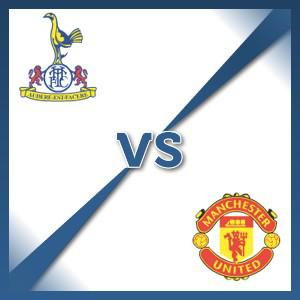 Tottenham Hotspur V Manchester United - Follow LIVE text commentary