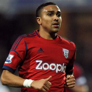 Jerome Thomas unsure of West Brom future