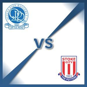Stoke City away at Queens Park Rangers - Follow LIVE text commentary