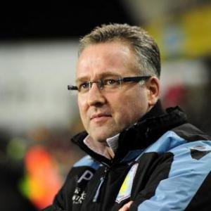 Lambert confident of keeping Aston Villa up