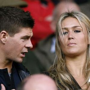 Rumours - Steven Gerrard linked to pregnant 16-year-old