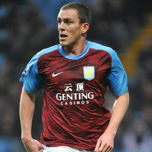 Aston Villa Defender Richard Dunne set for training return