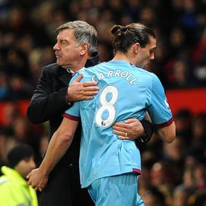 Allardyce: Carroll swayed by loan
