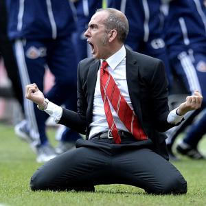 Di Canio gets tough on players