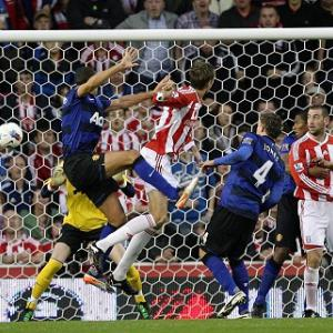 Crouch earns point against United