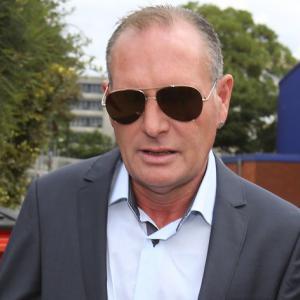 Gazza fined 1000 pound for drunken assault