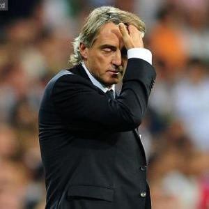 Mancini: Ajax defeat was my fault