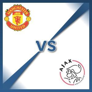 Ajax away at Manchester United - Follow LIVE text commentary
