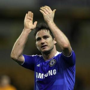 Man United move for Frank Lampard