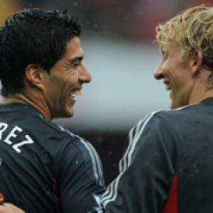 Kuyt: More to come from Suarez