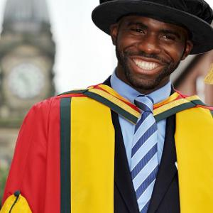 Muamba dedicates doctorate to saviours