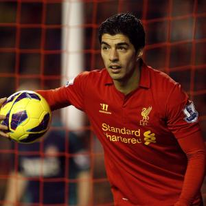 Suarez won't force move, but craves Champions league football