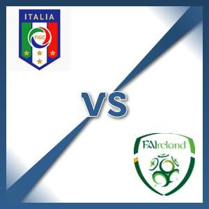 Italy V Republic of Ireland - Follow LIVE text commentary