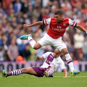 Arsenal hope Ox defies expectations