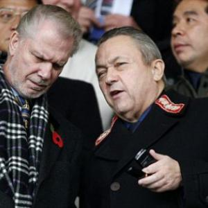 David Sullivan and David Gold complete 105million takeover at West Ham