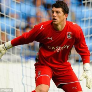 Wigan, Everton and Celtic battling to sign Coventry's Keiren Westwood