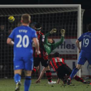 Macclesfield 0-1 Wigan: Report