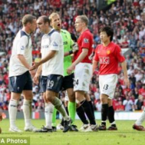 The 10 dodgiest penalties awarded at Old Trafford - and, surprise surprise, each one went Manchester