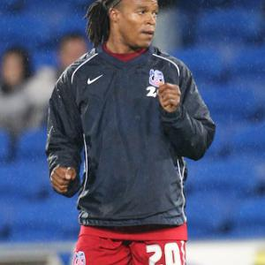 Holland legend Edgar Davids joins Barnet