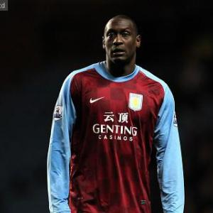 Villa release Heskey, Cuellar and Guzan