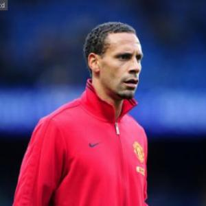 Manchester United defender Rio Ferdinand in no rush for new deal