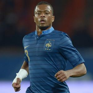 Evra told to explain outburst