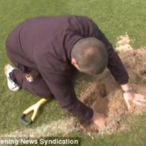 Manchester City have a ball digging up Thaksin Shinawatra's magic crystals
