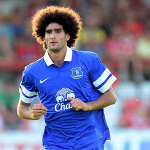 Roberto relief over Fellaini