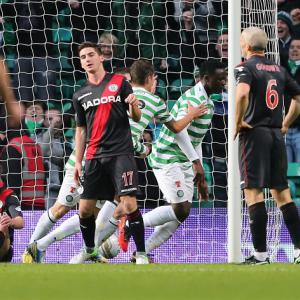 Two goals help Celtic secure win over St Mirren