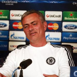Mourinho sights on Wembley return