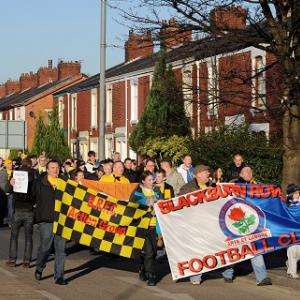 Rovers fans plan another protest
