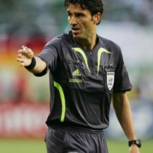 Not you again! Ferguson reunited with controversial ref Massimo Busacca