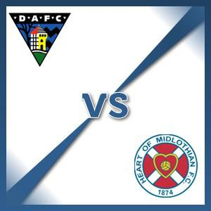 Dunfermline Athletic V Hearts - Follow LIVE text commentary