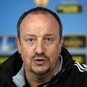 Chelsea boss Rafael Benitez confirms summer exit