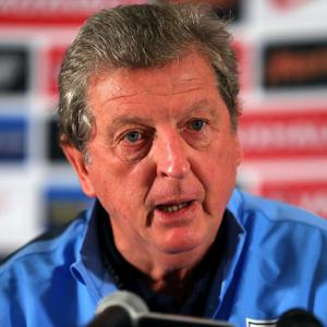 Hodgson keeping England grounded