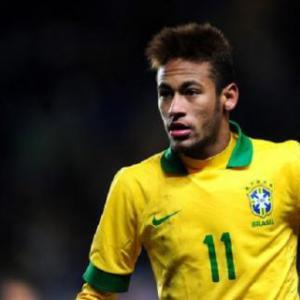 Neymar renews Brazils number 10 love affair  Neymar renews B...