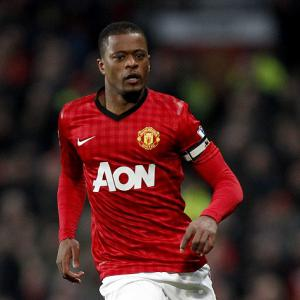 Manchester United's Patrice Evra ready for West Ham test