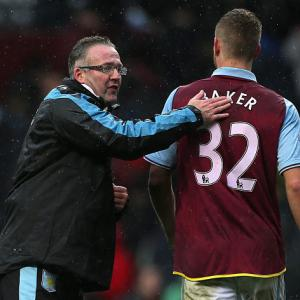 Victory eases pressure on Aston Villa manager Paul Lambert