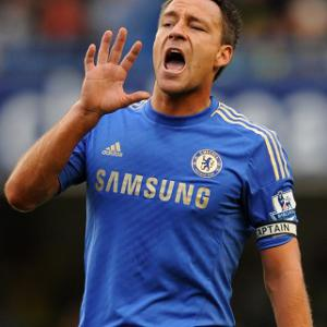 Chelsea rubbish Terry rumours