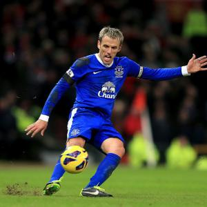 Phil Neville and Everton expected to part ways at the end of the season