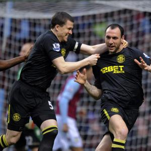 Wigan heap misery on Villa