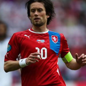 Czech Republic V Portugal : UEFA Euro 2012 Match Report