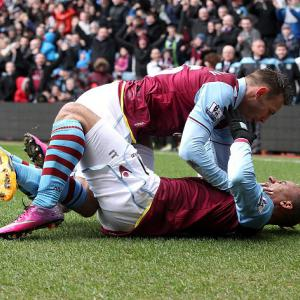 Benteke seals crucial win for Villa