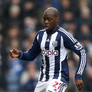 West Brom keen to extend Youssouf Mulumbu deal