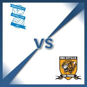 Birmingham City V Hull City - Follow LIVE text commentary