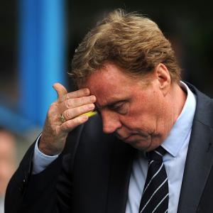 Redknapp toiling to shift QPR players