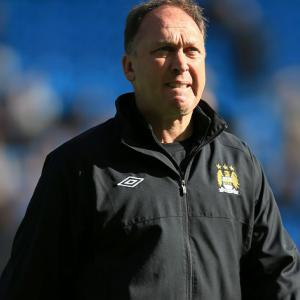 Wigan clash no warm up for FA Cup game says Manchester City's David Platt
