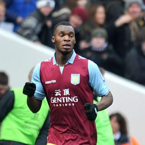 No Benteke deal talks yet says Paul Lambert