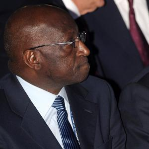 FIFA vice-president Jack Warner backs Bin Hammam