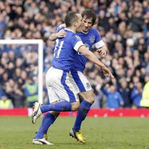 Everton bounce back to humble City